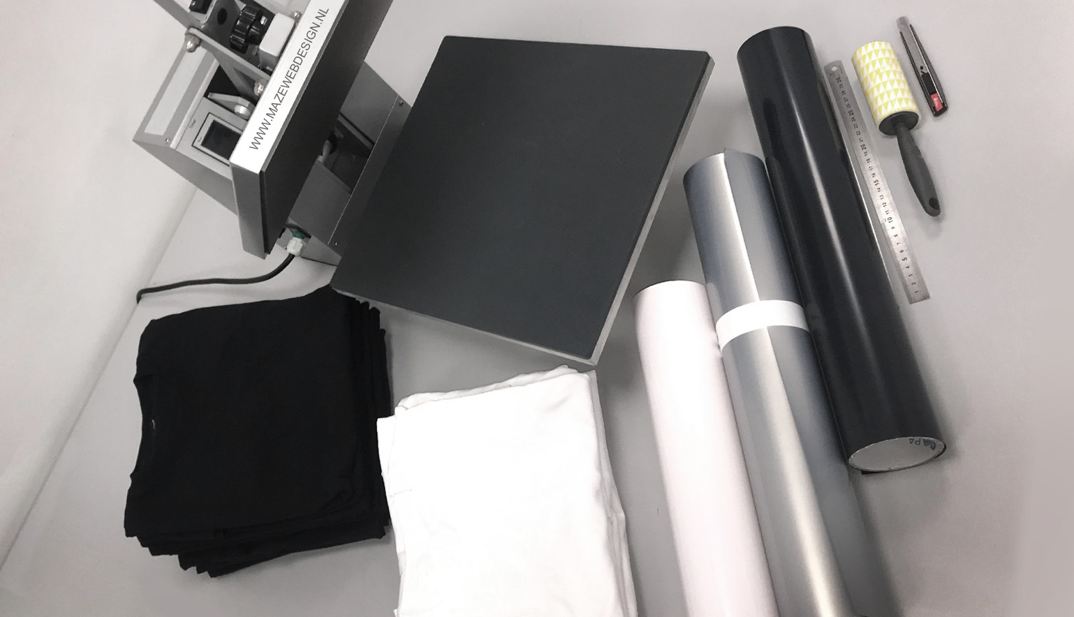 maze drukwerk
