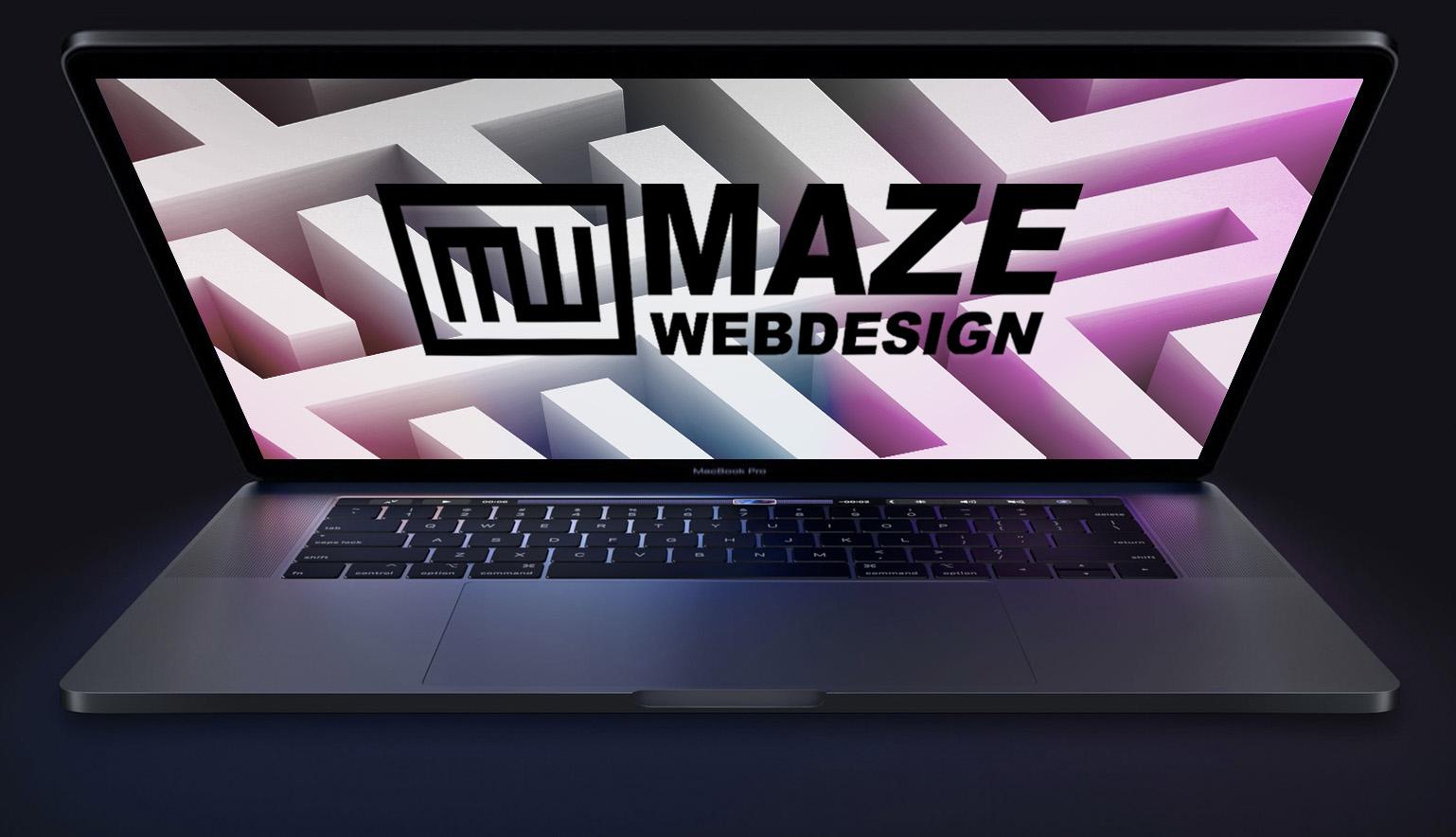 Maze Photoshop Na